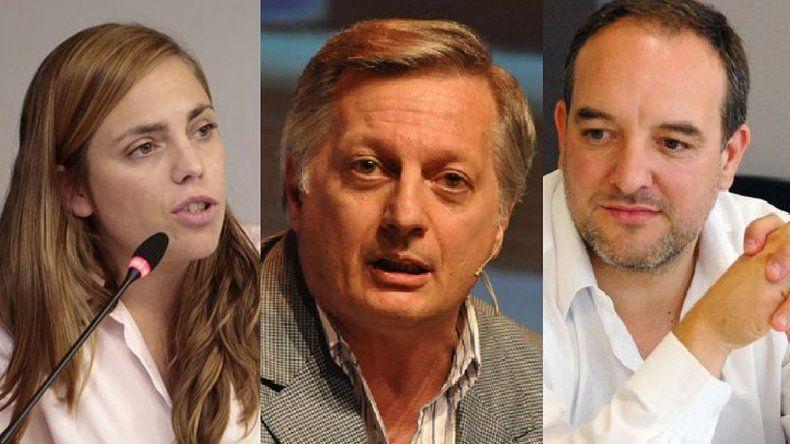 Los diputados Soria y Doñate van contra Aranguren