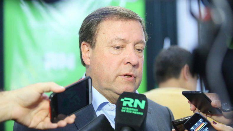 Weretilneck asegura que la vacuna contra la meningitis está garantizada en Río Negro