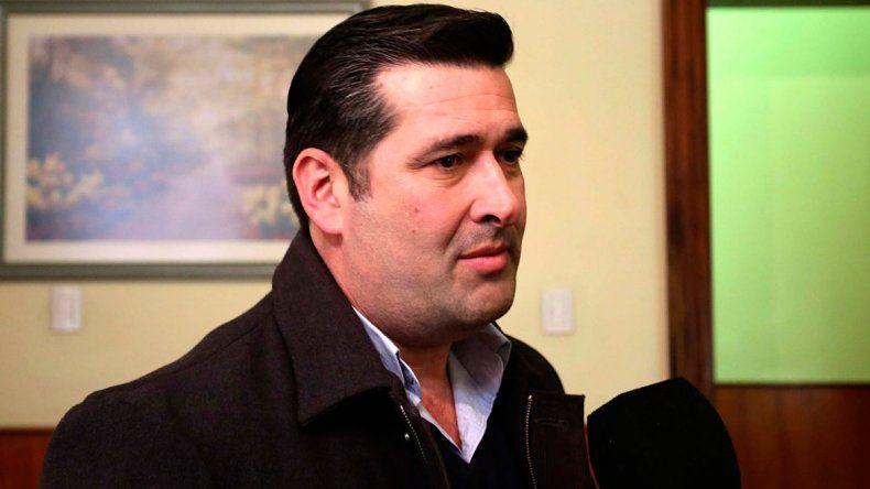 Iribarren mandó a Tortoriello a buscar la reelección en Cipolletti.