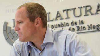 El legislador oficialista Alejando Palmieri dijo que la ley se aprobará.