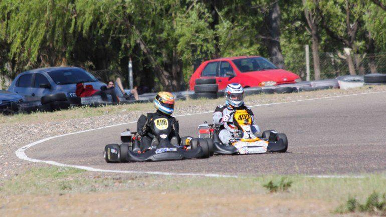 La Rotax Sur promete grandes carreras en el kartódromo local.