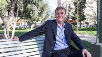 Tortoriello quiere ser candidato por consenso y sustentado en encuestas.