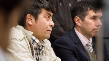 Roberto Chucky Pacheco fue asistido por el defensor Sebastián Nolivo, quien había reclamado su absolución.