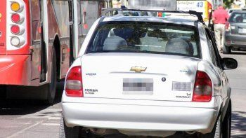 violento robo: intentaron estrangular a un chofer de taxi para llevarse la recaudacion