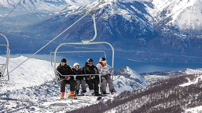 La temporada alta llegó con muchos turistas a Bariloche