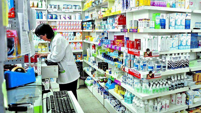 Las farmacias se suman al paro nacional del lunes y no abrirán sus puertas