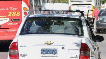 Tacheros piden que le quiten la licencia al acosador