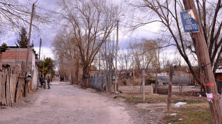 En los asentamientos piden mejoras en los servicios básicos.