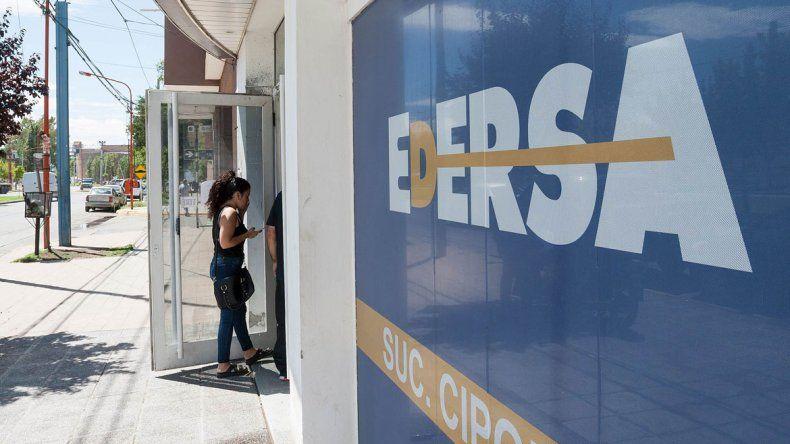El consumo residencial de energía cayó un 25% en Río Negro.