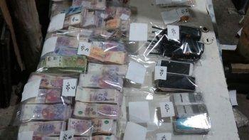 Los narcos habían logrado una recaudación récord con la venta de droga.