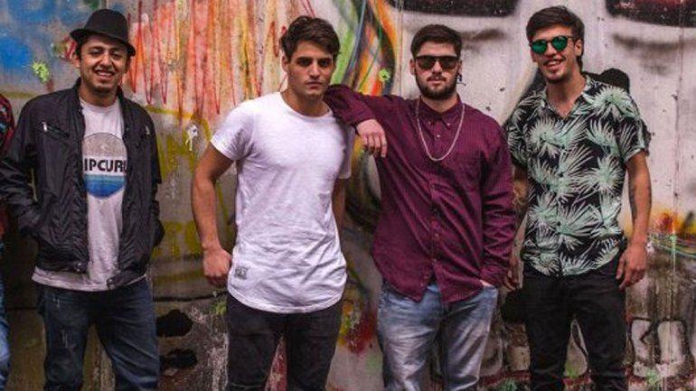 La banda Niño Kamikaze presenta su primer videoclip