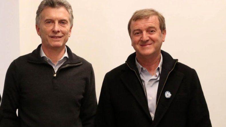 Tortoriello se reunió con Macri y le dijo que quiere ser gobernador