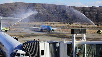 Bariloche tendrá hasta 70 vuelos en un día durante el invierno