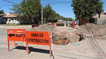 El Municipio prometió no frenar los proyectos que ya arrancaron, pero el resto se postergará.