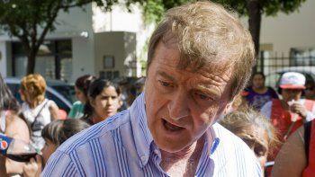 Con dos protestas en el Municipio, Tortoriello se enfureció por los hechos e impulsó una causa judicial.