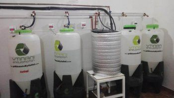 La fabricación artesanal de cerveza es un fenómeno en la región.
