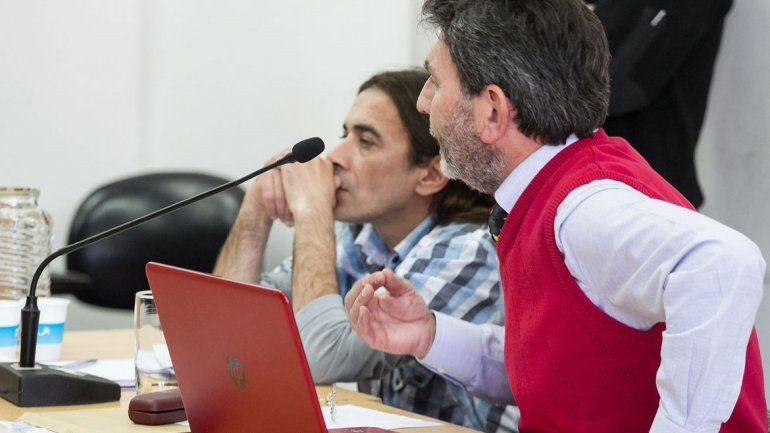 El ex juez Pablo Iribarren