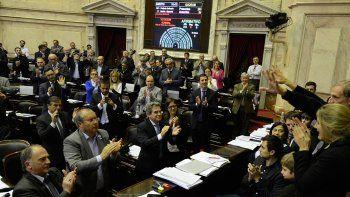 Los diputados aprobaron el proyecto de ley por unanimidad.