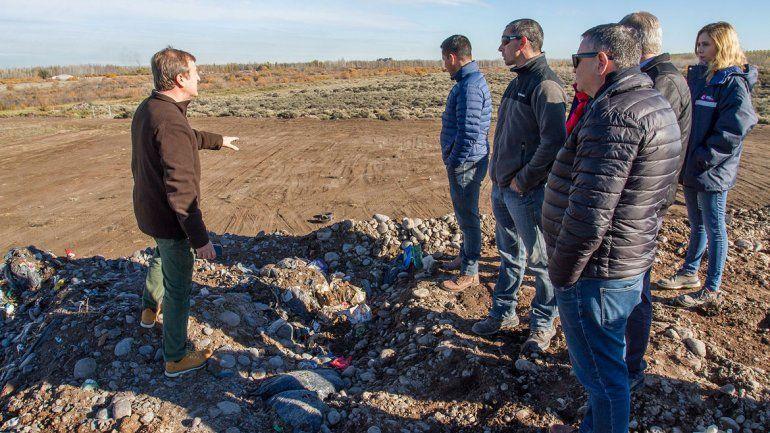 La gestión de Tortoriello resolvió y consiguió sanear y recuperar el basural de la ciudad. Ahora podrá seguir utilizándolo para la descarga de más residuos.