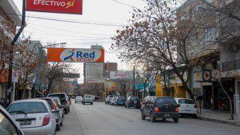 Según el Municipio, la circulación ha mejorado en la zona céntrica.