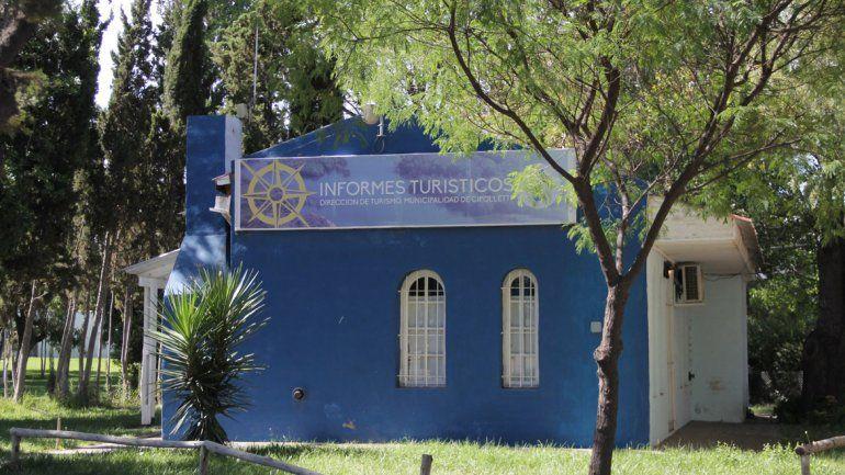 En el centro de informes turísticos de la ciudad casi no se registraron consultas por hospedaje de visitantes