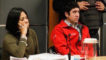 El chapista condenado a prisión perpetua, Víctor Ibáñez Sepúlveda, contó con la asistencia legal de la defensora oficial Silvana Ayenao.