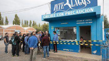 Los trabajadores de Interlagos aguardan la negociación.