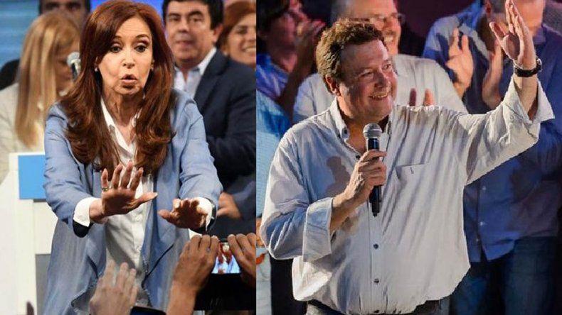 Cristina Kirchner y Alberto Weretilneck lideran la imagen positiva de los rionegrinos