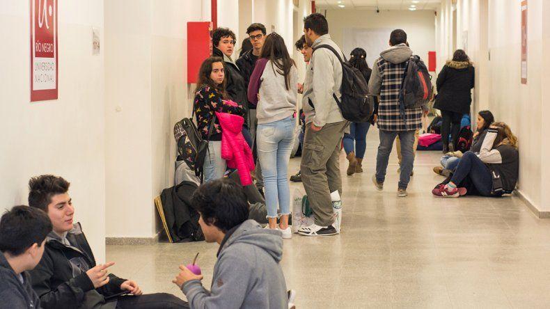 Abren las inscripciones para ingresar a la Universidad de Río Negro