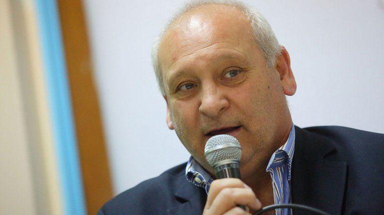 El ministro de Salud Zgaib recibió el alta médica tras ser operado