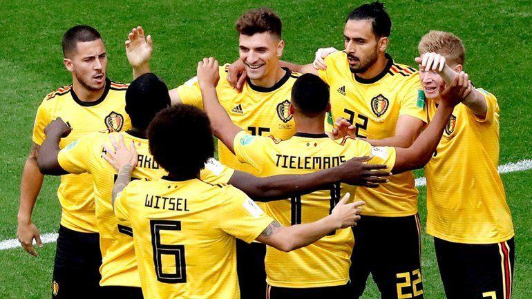 Bélgica le ganó 2 a 0 a Inglaterra y se quedó con el tercer puesto del Mundial