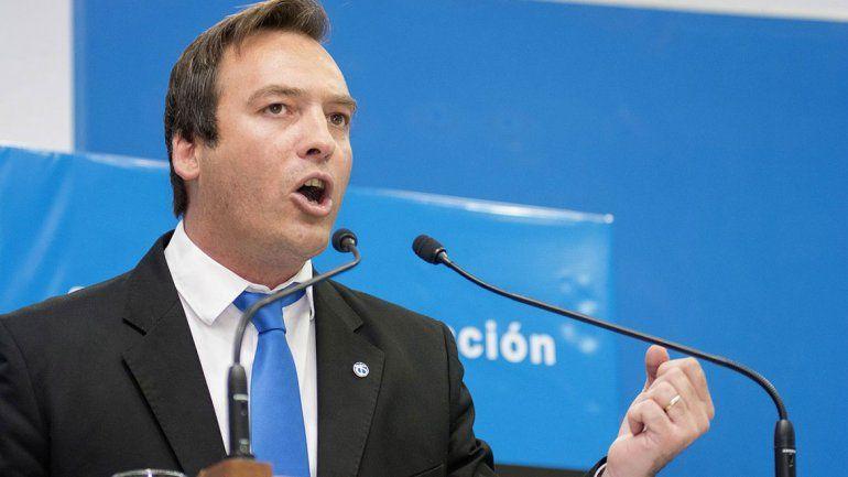 Soria amenazó  a un grupo  de periodistas