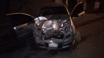 un joven de 25 anos murio en un violento accidente
