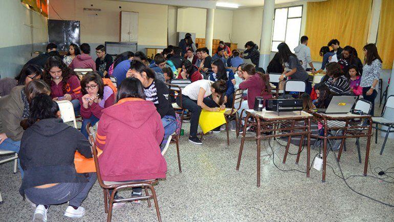 Los talleres de educación sexual se dictan a partir de séptimo grado.