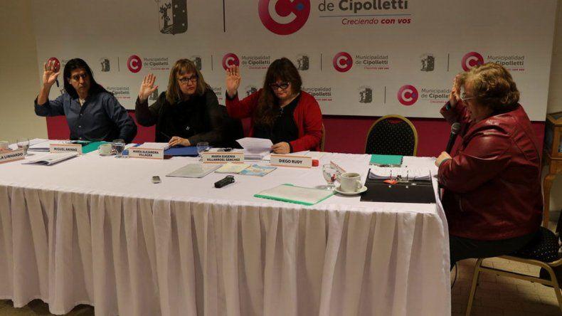 El Deliberante sesionó ayer para dar entrada a varias iniciativas. En tanto