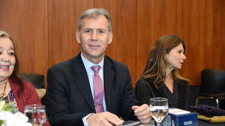 Los legisladores del FpV apuntaron contra el juez Enrique Mansilla.