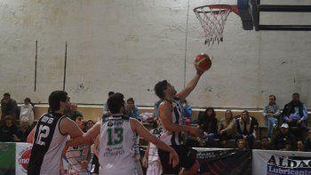 Lucas Romera, el conductor de Cipo que se metió en la gran definición del Torneo Integración de básquet.