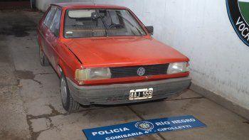 refuerzan patrullajes en la region y recuperan vehiculos robados