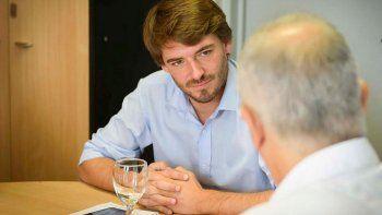 buteler es el nuevo secretario de medios provincial