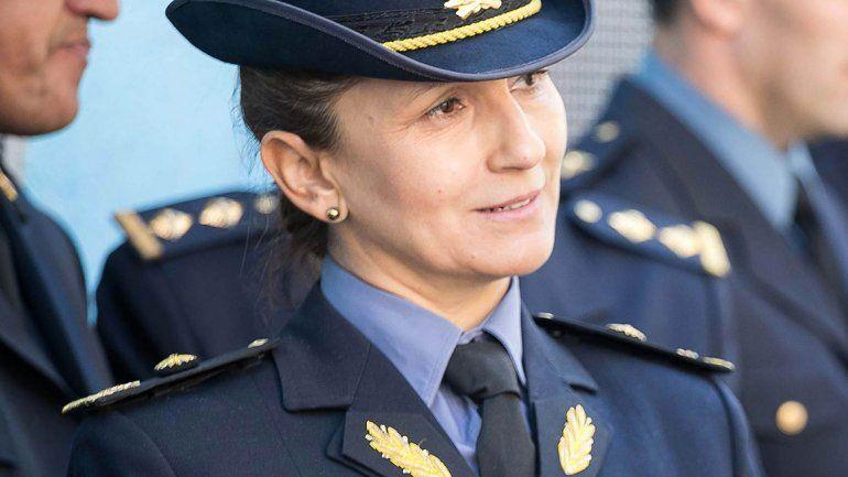 La comisaria Adriana Fabi detalló cómo fue la búsqueda.
