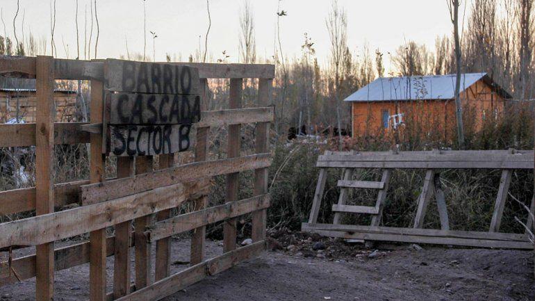En el asentamiento quieren contar con mejores prestaciones.