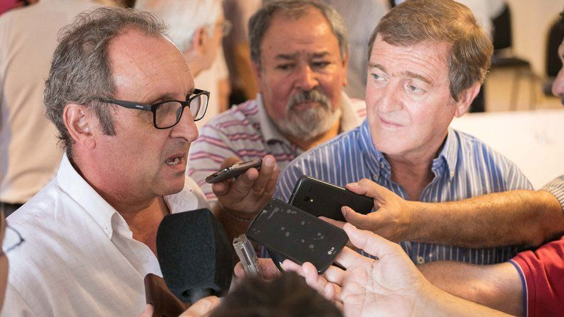 Bordignon anticipó que el Municipio intimará a los impulsores del loteo.