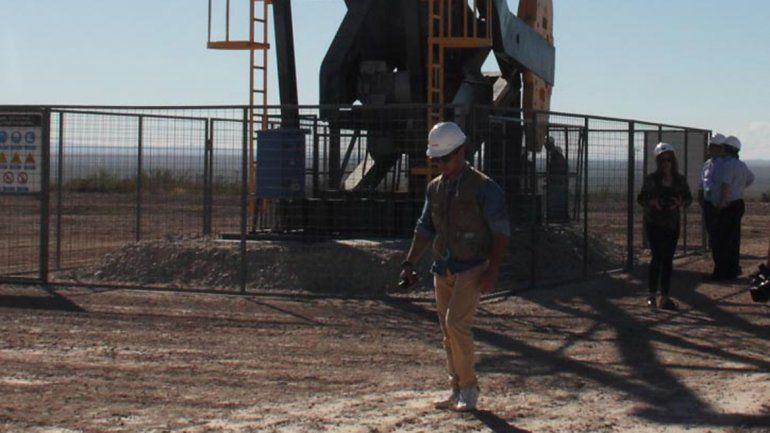 Río Negro quiere reactivar la producción en seis yacimientos.