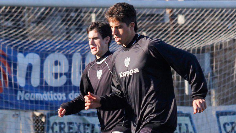 Noce le puso punto final al contrato como profesional con Lanús y decidió venirse para el sur