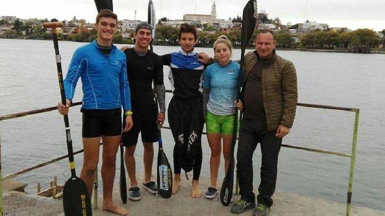 Rionegrinos arrasaron en los Juegos Olímpicos de la Juventud en República Checa