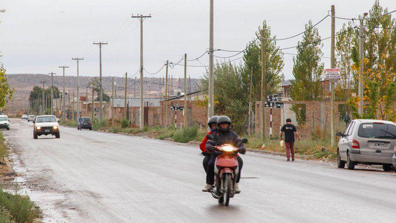 La inseguridad genera gran preocupación entre los pobladores del Distrito Vecinal Noreste. Pocos policías y menos patrullajes para una zona en crecimiento.