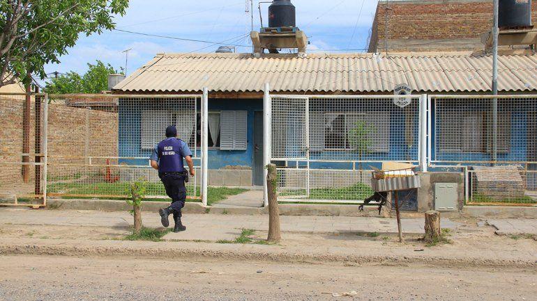 El herido fue encontrado en el Mapu