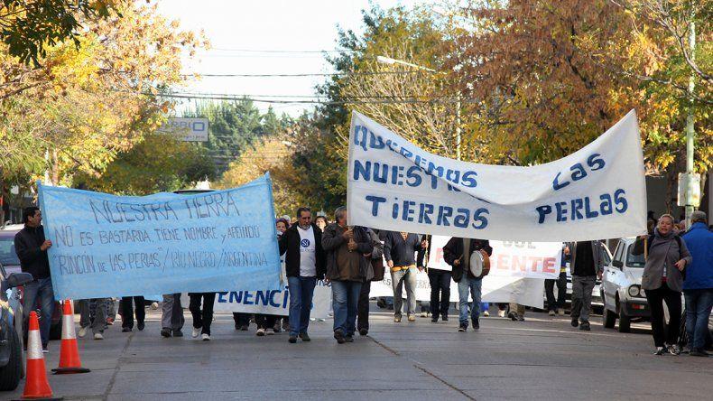 Los perlenses hace años vienen reclamando derechos y autonomía.