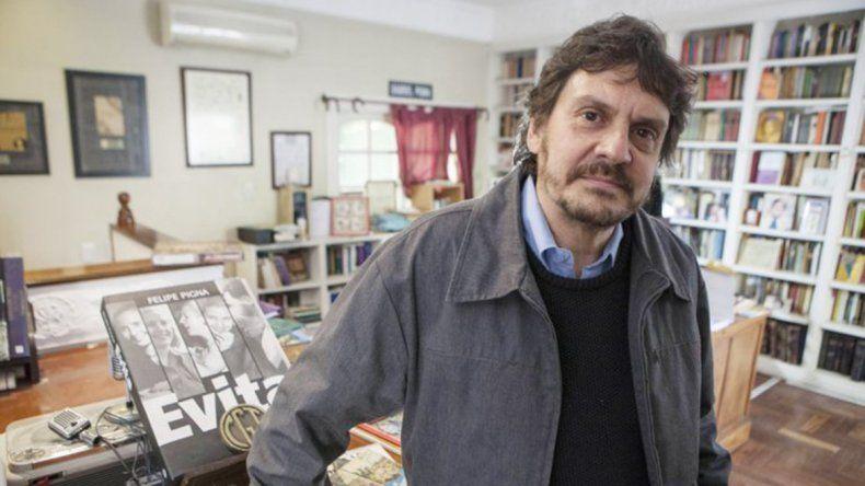 Pigna y Castro son dos animadores del debate cultural y político del país.