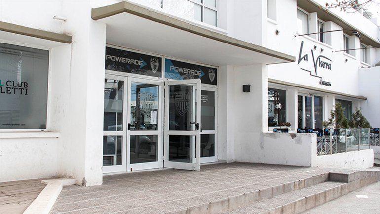 El Club Cipolletti planea abrir una escuela para pequeños albrinegros